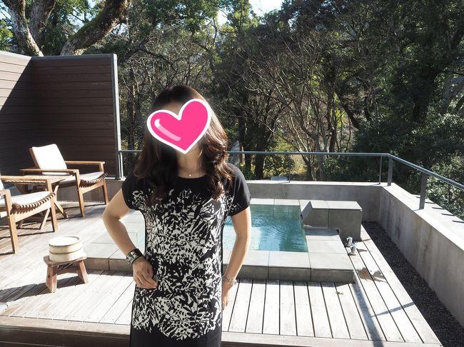 お正月に温泉旅です<br /><br />伊豆のお宿と熱海のお宿を決めて、途中名古屋でも1泊する旅です。<br />すべて車での移動になっています。<br /><br /><br />1日目 大阪から車で名古屋まで行きます。<br />    ひつまぶしを食べて、名古屋マリオットアソシアホテル<br />    「デラックスダブルルーム」へ宿泊<br /><br />2日目 アルカナイズ「theスイート」へ宿泊<br /><br />3日目 熱海ふふ「里」へ宿泊<br /><br />4日目 帰ります。<br /><br />