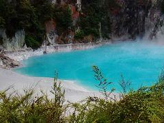 行き当たりばったりニュージーランド北島一人旅②ロトルア