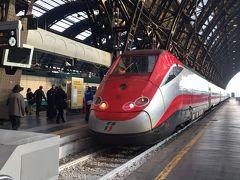はじめてのひとり旅【ミラノ~フィレンツェ 旅の記憶】(7)さようならミラノ、フレッチャロッサでいざ、フィレンツへ!