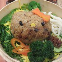香港&マカオ 家族旅行 ハローキティ中菜軒ではしゃぎまくり