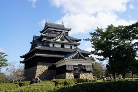 20160315-1 松江 国宝松江城と、小泉八雲旧居と、武家屋敷
