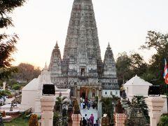 世界遺産マハボディ寺院とガヤ(ブッダガヤ)