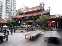 2016 台北旅行記3:龍山寺でスリと遭遇