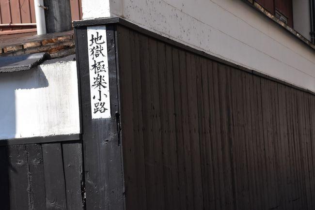 新潟の砂丘地に近い西大畑町界隈には、地元の名士や豪商が明治以降に建てたお屋敷があるところで、今の時期お雛様が飾られています。<br /><br />これから、日本銀行支店長役宅の「砂丘館」、旧市長公舎の「安吾 風の館」、豪商の「旧齋藤家別邸」、実業家別邸の「北方博物館 新潟分館」などを訪ねます。<br /><br />町歩きの途中に地獄極楽小路があるのですが、地獄に落ちることなく無事通り抜けることができました。<br />