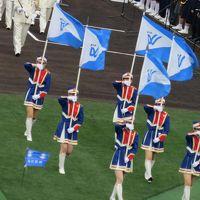 甲子園に春到来「選抜高校野球大会」開会式