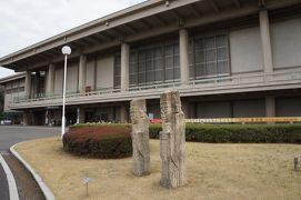 東京国立博物館(東洋館③)~中国の青銅器、墳墓の世界他