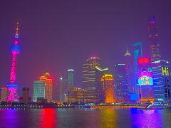 上海1泊3日vol7.  雑貨市場、外灘、雑技、居酒屋、帰国。