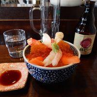 早春の小樽・札幌で食い倒れと歴史建造物鑑賞の旅 その1