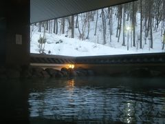 今季最後のボード、そして北湯沢でディナーバイキングしてきました。温泉編
