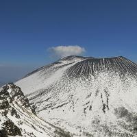 リベンジ!黒斑山 ~浅間山を眺めつつ快適な雪山ハイク~
