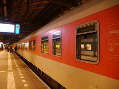 飛行機代約11万円(+JAL25,000マイル)世界一周の旅9~10日目 アムステルダム→チューリッヒ 夜行列車CNLペガサス号乗車