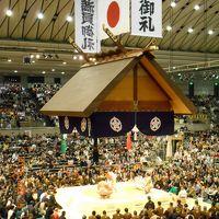 大相撲3月場所(大阪場所)に行ってきました。2016年3月26日 14日目