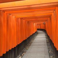 お誕生日記念*京都を極める第1弾 伏見稲荷〜東福寺