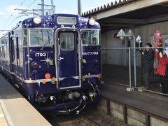 2016年3月北海道新幹線の旅3(道南いさりび鉄道乗車後篇)