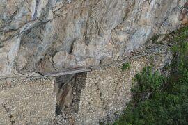 マチュピチュ遺跡よりも驚いた!スリル満点の「インカ橋」。怖わー!