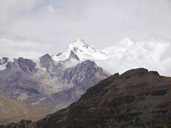ボリビア旅行ー2:ラパス(市内と近郊の観光地、山の登りはきつい)