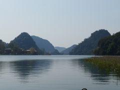 普者黒(周辺散策と湖遊覧)