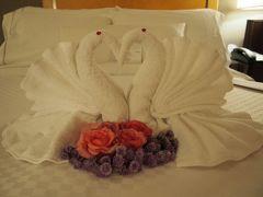 バンコク3泊4日なのに・・・半分機中の旅②【祝銀婚式!スタートは新婚旅行で宿泊のウェスティンから最高のおもてなしをいただきました♪】