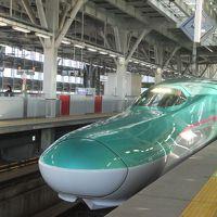 2016年 北海道新幹線の旅