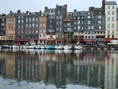 ☆ Bon jour FRANCE ☆ ~~モンサンミッシェルへ、、 ちょっと寄り道 印象派の画家達を魅了した港町オンフルール(Honfleur)~~