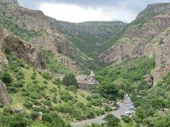 ゲガルド洞窟修道院