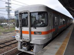 2016年4月名松線の旅1(亀山駅経由で松阪駅へ)