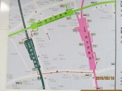 上海の地下鉄12号線延伸