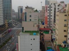 釜山2泊3日 vol.7 朝の散歩