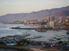 チリ旅行ー8:アントファガスタ(行く必要のない街)