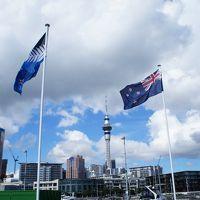 ニュージーランド一人旅⑥~真夏のようなオークランド街歩き、コーヒーの種類がやっとわかった編~