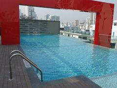 バンコクでのんびり:往路&フォーポイント