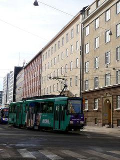 2016.3フィンランド20回目の訪問6-Sokos Presidentti,Temppeliaukio教会まで散歩,AY427でRVNへ