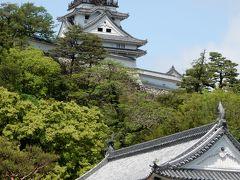 日本100名城巡り 福山城・高知城・赤穂城編 その2高知城と馬路村