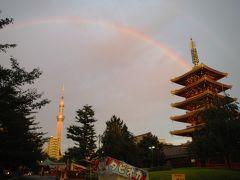 浅草_Asakusa 東京を代表する下町!いまや多くの外国人が訪れる国際観光都市