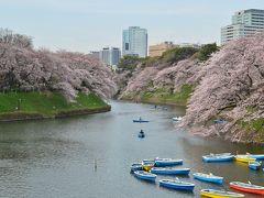 東京のさくら 千鳥ヶ淵、水元公園