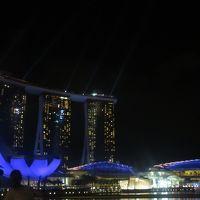シンガポールは熱い・・・