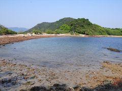 香港4★ハイキング!大埔の小島 「馬屎洲」をぐるっと一周