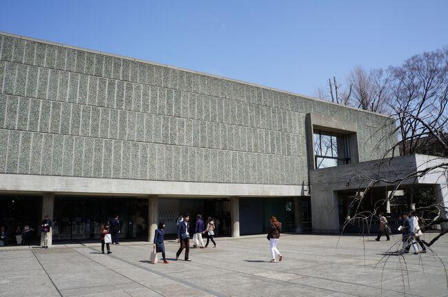 国立西洋美術館は川崎造船所社長を務めた実業家松方幸次郎がイギリス、フランス、ドイツ等で収集した美術コレクション(松方コレクション)<br />を基に昭和34年に設立されています。<br />その建物は、近代建築の巨匠・建築家ル・ コルビュジエにより設計されておりフランスをはじめ7か国と共同で「ル・コルビュジエの建築作品」として世界文化遺産登録を目指しています。<br /><br />さまざまな展覧会が開催されており、今回は「日伊国交樹立150周年記念 カラヴァッジョ展」をみてきたのですが、撮影OK(一部を除く)で通年見ることのできる常設展を旅行記として纏めてみました。<br /><br />※写真は複数の時期のもの(メインは2016年3月)なので、現在公開されていない作品もあります。<br /><br />2018年4月写真追加しました。