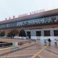 2015 遅い夏休み東北18きっぷ消化の旅【その1】東京から仙台へそしてハプニング・・・