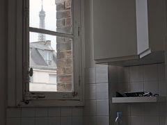 パリのアパルトマンでのんびり滞在 (1) コメルス通りのアパートと街歩き