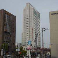 桜花賞で都ホテルニューアルカイックに泊まる