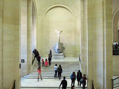 パリのアパルトマンでのんびり滞在(2) プチ・パレとルーブル美術館
