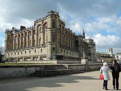 パリのアパルトマンでのんびり滞在(6) サンジェルマン・アン・レー・とフランス考古学博物館