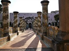 カタール航空Cクラスで行くイタリア周遊個人旅行 2 ポンペイとナポリ
