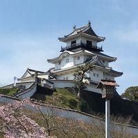 青春18きっぷで行く週末日本百名城巡り一週目 �新幹線から眺めるだけだった掛川城を初めて間近に見る