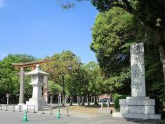 橿原神宮と秋篠寺へ