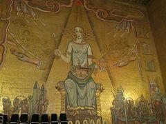 北欧とタリンの旅(14) ストックホルム市庁舎のガイドツアーに参加・・・
