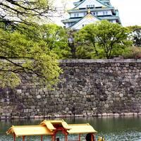 3泊4日で大阪~神戸~姫路(大阪造幣局の桜通り抜け、大阪城)