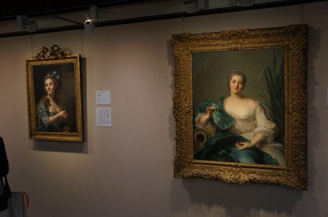 国立西洋美術館は川崎造船所社長を務めた実業家松方幸次郎がイギリス、フランス、ドイツ等で収集した美術コレクション(松方コレクション)<br />を基に昭和34年に設立されています。<br />18世紀(ロココ美術など)の作品を纏めてました。<br /><br />※写真は複数の時期のもの(メインは2016年3月)なので、現在公開されていない作品もあります。<br />2018年4月写真追加しました。