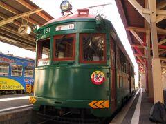 阪堺電車モ161貸切ツアー